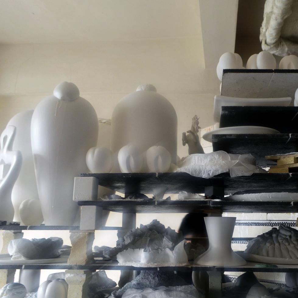 3 Blanc de Chine International Artist Residency Dehua,China