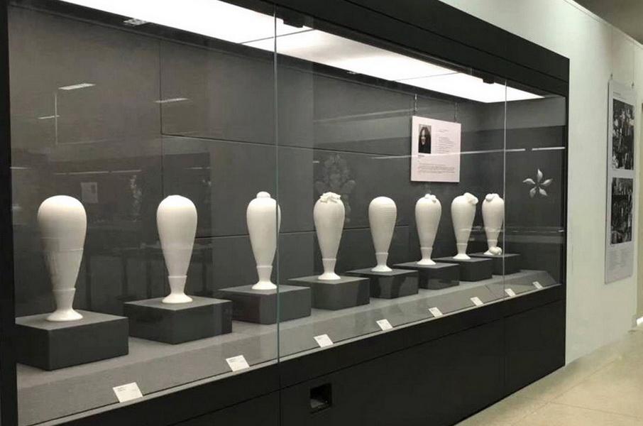 3.Immortals 2018 Series of porcelain art installations made at Dehua Fudong