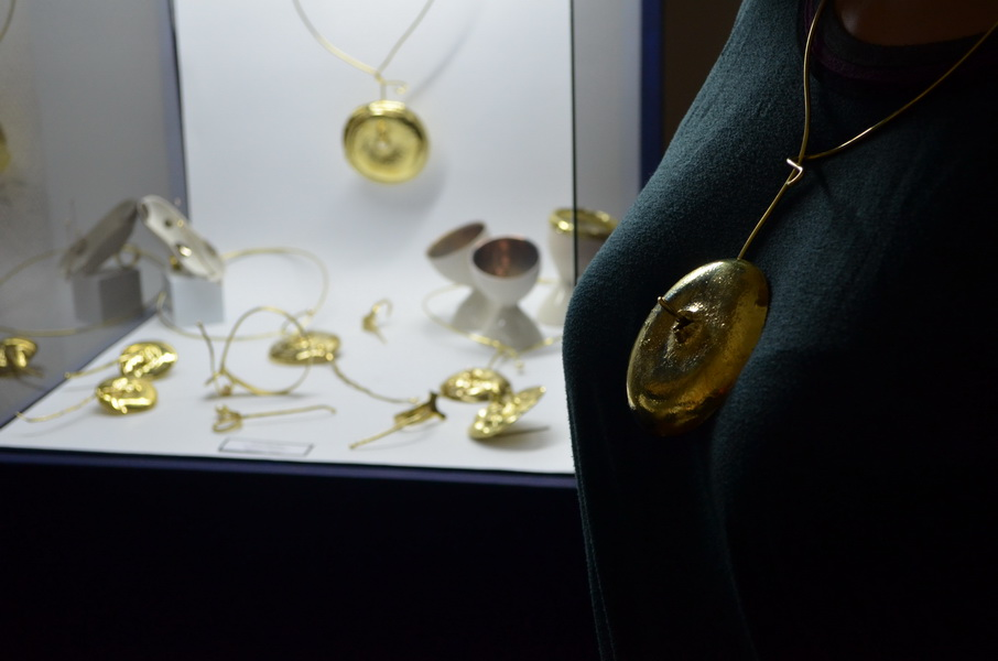 7. Leaking serbia, jewelry collection, made in Residency at closed Majdanpek factory in Serbia.