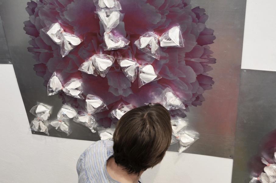 "9. Gallery ""Stairs"" Belgrade, Serbia. Bomboniera is Interactive ceramic installation of ideal world"